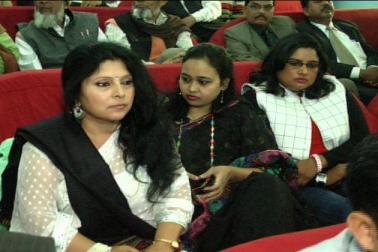 کنونشن میں یو پی اور ملک کے دیگر علاقوں سے مسلم وکلا اور ان کے نمائندوں نے شرکت کی ۔