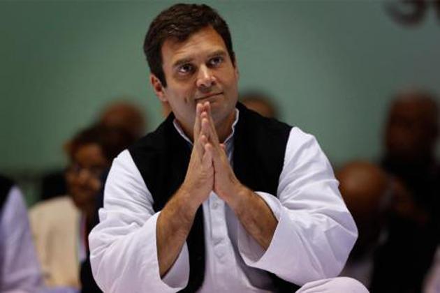 میں نریندر بھائی کی طرح نہیں ، انسان ہوں غلطی کرتا ہوں : راہل گاندھی ، لو یو آل