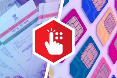 سم کارڈ کو آدھار کارڈ سے لنک کرانے کیلئے اب یکم جنوری سے آپ کو کمپنی کے آوٹ لیٹ پر نہیں جانا ہوگا ۔ یکم جنوری سے یہ کام گھر بیٹھے ہوجائے گا۔ صرف آپ کو سروس پروائیڈر کی ویب سائٹ پر رجسٹرڈ موبائل نمبر درج کرانا ہوگا ۔ اس کے بعد آپ کو ون ٹائم پاس ورڈ ( او ٹی پی ) ملے گا ۔ اس او ٹی پی کو سروس پروائیڈر کی ویب سائٹ پر در کرتی ہی آپ کا آدھار نمبر سم کارڈ سے لنک ہوجائے گا۔
