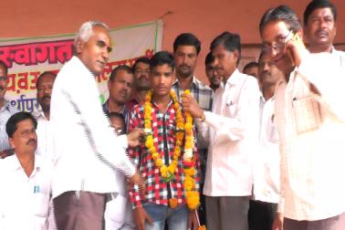 ناندیڑ : جاں باز طالب علم اعجاز نداف کو ملے گا بہادری کا قومی ایوارڈ ، اہل خانہ اور علاقہ میں خوشی کی لہر