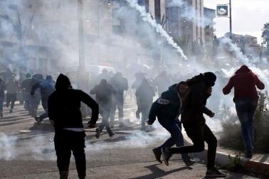سرحد پار سے کی جانے والی اسرائیلی فائرنگ میں مزید چار فلسطینی شہید