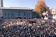 مقبوضہ بیت المقدس سے متعلق امریکی صدر کے فیصلہ کے خلاف پوری دنیا سراپا احتجاج ، کروڑوں افراد سڑکوں پر اترے