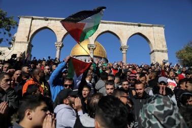 مقررین نے امریکا اور اسرائیل کے خلاف جہاد شروع کرنے اور فلسطینیوں کو آزادی کے حصول کے لیے ہرممکن مدد فراہم کرنے پر زور دیا۔