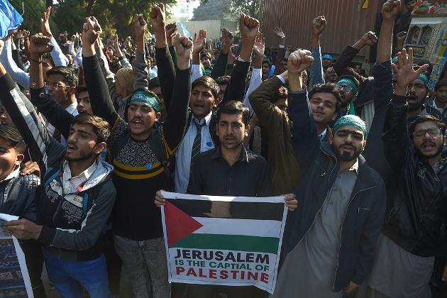 جمعہ کے روز پوری دنیا میں فلسطینیوں کے ساتھ اظہار یکجہتی کے لیے 521 مظاہرے کیے گئے۔ ان میں ترکی میں 132 مقامات پر فلسطینیوں کے ساتھ اظہار یکجہتی کے لیے مظاہرے ہوئے۔