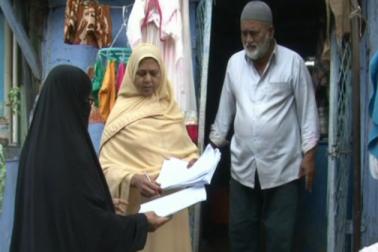 مالیگاؤں شہرکی مسلم خواتین کا یہ قدم پورے ملک کی خواتین کے لئے ایک مشعل راہ ثابت ہو سکتا ہے۔(تصاویر : ای ٹی وی )۔