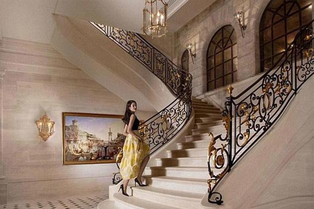 معروف امریکی جریدے فوربس نے اسے دنیا کی مہنگی ترین رہائش گاہ قرار دیا تھا۔