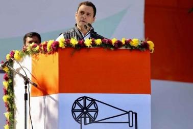 وزیر اعظم مودی ملک کو پیچھے لے جا رہے ہیں: کانگریس صدر راہل گاندھی