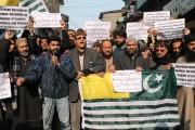امریکی فیصلہ کے خلاف کشمیر میں یوم احتجاج ، تاریخی جامع مسجد میں نماز جمعہ کی ادائیگی پر قدغن