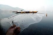 وادی کشمیر اور لداخ میں شدید سردی کی لہر،