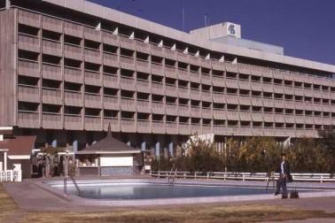افغانستان :راجدھانی کابل میں پانچ منزلہ انٹرکانٹی نینٹل ہوٹل پر دہشت گردانہ ، پانچ افراد کی موت ، 6 زخمی
