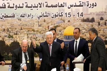 عالمی ثالثی میں اسرائیل کے ساتھ امن بات چیت کے لئے تیار، لیکن امریکہ منظور نہیں: محمود عباس