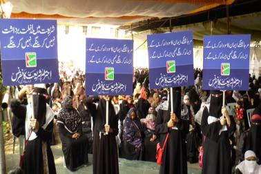 طلاق ثلاثہ بل یکساں سول کوڈ کی طرف پہلا قدم : پروفیسرمونسہ بشری عابدی