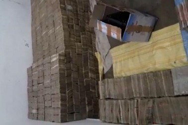 کانپور میں 96 کروڑ روپے کے پرانے نوٹ برآمد، 16 افراد حراست میں