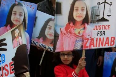 پاکستان : معصوم زینب کے قاتل کو تختۂ دار پر لٹکا دیا گیا