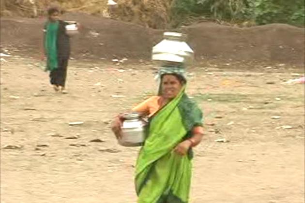 اس کے باوجود باشندوں کو چاردن میں ایک مرتبہ پینےکا پانی فراہم کیا جاتا ہے۔