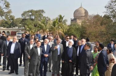 ایران کا یہ ایقان ہے کہ جنگ ' تشدد اور ہتھیار مسائل کا حل نہیں ہیں ' بات چیت اور سفارتی کوششوں سے ہی مسائل حل کئے جاسکتے ہیں۔