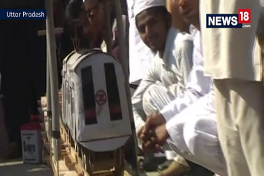 دسویں کے طالب علم عبدالصمد نے نئے میٹرو کی ایجاد کر کے لوگوں کو کر دیا حیران