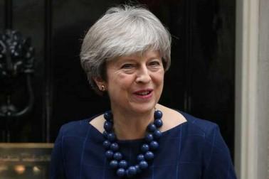 برطانوی وزیر اعظم تھریسا مئے نے کہا، اسلام امن و محبت کا درس دیتا ہے