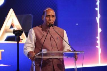 نیوز18 رائزنگ انڈیا میں بولے راج ناتھ ، کشمیر کے بچے ہمارے بچے ہیں