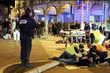 فرانس میں داعش کے حملے میں بندوق بردار سمیت پانچ افراد ہلاک