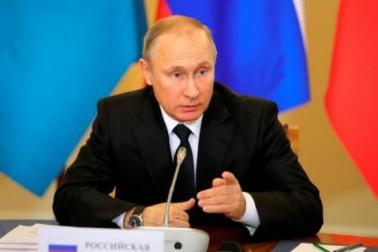 ولادیمیر پوتن نے کی پلوامہ خود کش حملہ کی مذمت، کہا- سرپرستوں کو سزا ملے