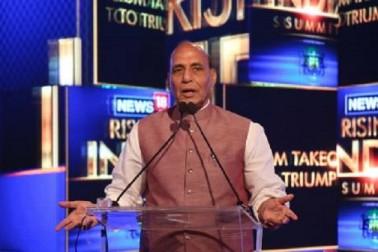 نیوز 18 رائزنگ انڈیا سمٹ: گورکھپور میں شکست پر بولے راجناتھ، ہو گیا، آگے نہیں ہو گا