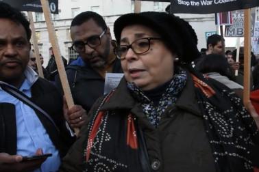ٹریسا مئے نے انسانی حقوق کی خلاف ورزیوں کا معاملہ ولی عہد کے ساتھ اٹھانےکا یقین دلایا۔