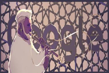 گوگل نے ڈوڈل بنا کر شہنائی نواز استاد بسم اللہ خاں کو پیش کیا خراج عقیدت