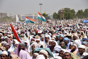 تصاویر :گاندھی میدان میں دین بچاو دیش بچاو کانفرنس ، تین لاکھ سے زائد لوگوں نے کی شرکت