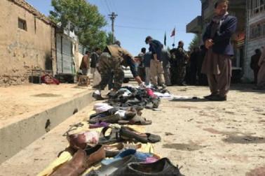 خود کش حملہ: کابل میں ووٹنگ رجسٹریشن سینٹر کے باہر دھماکے میں 31 افراد ہلاک،50زخمی