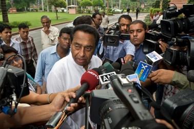 کمل ناتھ بنے مدھیہ پردیش کانگریس کے صدر، سندھیا کوانتخابی تشہیر کی ذمہ داری