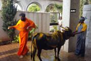 کرناٹک اسمبلی انتخابات :ووٹنگ سے پہلے لیڈروںکے انوکھے انداز ، کسی نے