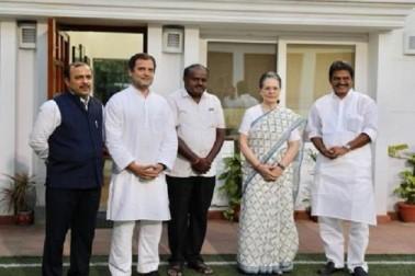 کرناٹک: کانگریس ۔ جے ڈی ایس میں نائب وزیر اعلی پر پھنسا پینچ ،ایک انار سو بیمار سا ہے حال