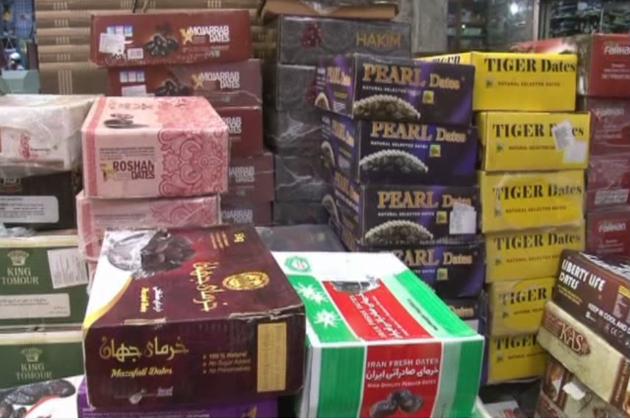 عوام رمضان کے ایک دن قبل ہی کھجور کی خریدی کرلیتے ہیں۔ بھیڑ اور گرمی کی شدت کی وجہ سے روزے کی حالت میں بازار میں نکلنا پسند نہیں کرتے ۔