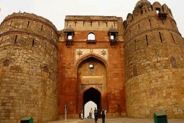 پرانا قلعہ میں محکمہ آثار قدیمہ کی جانب سے اہم تحفظاتی ، تجدیدی اور ترقیاتی کام جا ری