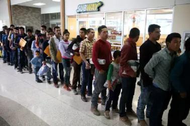 امریکہ کے اوریگن حراست مرکز میں 52 ہندستانی