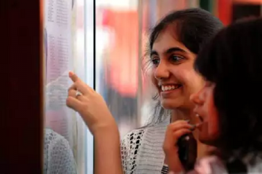 دہلی یونیورسٹی داخلہ: پہلی کٹ آف لسٹ جاری، ، شری رام کالج کا کٹ آف 98.50 فیصد