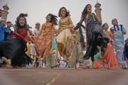 تصاویر : ملک بھر میں پورے جوش و خروش کے ساتھ منایا گیا عید الفطر کا تہوار