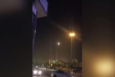 سعودی عرب نے حوثی باغیوں کے دو بیلسٹک میزائل کو مار گرایا