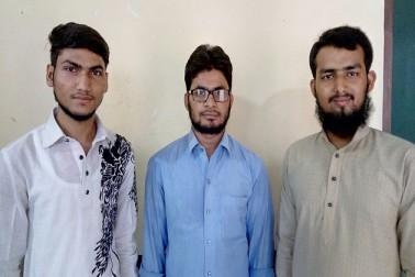 جامعہ اسلامیہ سنابل کے طلبا کی بڑی کامیابی، جامعہ ملیہ کے داخلہ امتحان میں ٹاپ -3 پوزیشن پرقابض