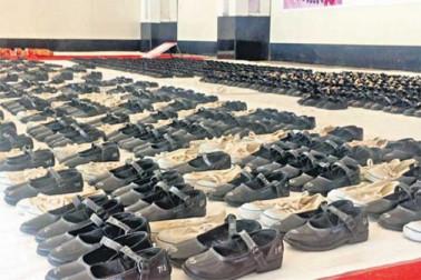 سات برس تک ہر روز نئے جوتے پہننے کا ریکارڈ ۔حیدرآباد کی اصفیہ قادری کو
