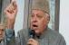 کشمیر نہ کبھی پاکستان کا تھا، نہ پاکستان کا ہوگا: فاروق عبداللہ