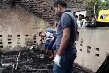 سنبھل: آبروریزی کرنے کی کوشش ہوئی ناکام،  4 دبنگوں نے خاتون کو زندہ جلایا