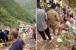 اتراکھنڈ: چمبا اترکاشی شاہراہ پر بس کھائی میں گری، 10 افراد ہلاک، 9 دیگر زخمی