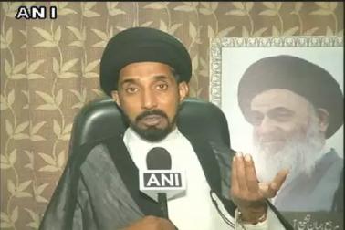شیعہ عالم  سیف عباس نے آنجہانی اٹل بہاری واجپئی کے سوگ میں سادگی سے عید الاضحیٰ منانےکی اپیل کی