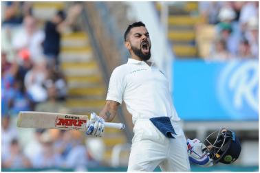 وراٹ کوہلی کی ایجبسٹن ٹیسٹ میں 149 رنوں کی اننگز کھیلنے کے باوجود ٹیم انڈیا کو بھلے ہی شکست کا سامنا کرنا پڑا ، لیکن اس دوران وہ ایک ایسے خاص کلب میں شامل ہوگئے ہیں ، جس میں بڑے بڑے کھلاڑی ہی جگہ بناپاتے ہیں ۔ وہ ٹیسٹ اور یک روزہ کرکٹ میں ایک ساتھ آئی سی سی رینکنگ میں نمبر ون بننے والے ہندوستان کے دوسرے اور دنیا کے نویں کھلاڑی ہیں ۔