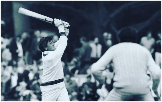 ٹیسٹ اور یک روزہ کرکٹ میں ایک ہی وقت میں نمبر ایک بلے باز بننے کا شرف سب سے پہلے آسٹریلیا کے کیتھ اسٹیک پال نے 1972 میں حاصل کیا تھا ۔
