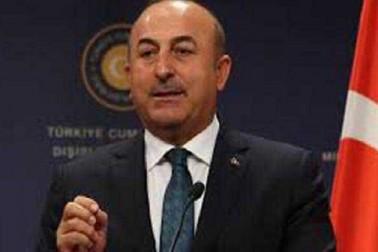 ترکی امریکہ کے ساتھ مذاکرات کے لئے تیار: وزیر خارجہ میولت كاؤسوغلو