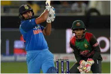 ! بنگلہ دیش کے خلاف ناٹ آؤٹ 83 رن بنا کر بھی ٹوٹ گیا روہت شرما کا دل