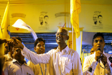 مالدیپ کے صدارتی انتخابات میں اپوزیشن امیدوار سولیح جیتے